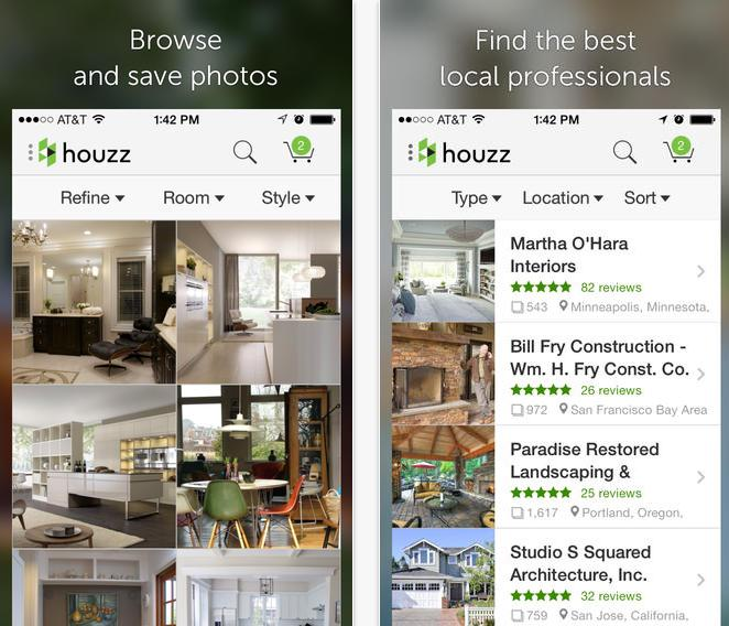 House App Alluring With Houzz MobileApp Photo